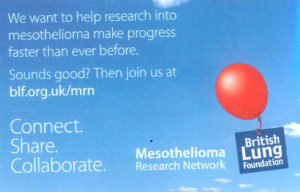 mesotheliomaresearch network